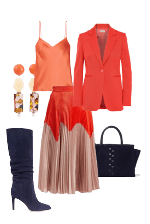 orange creative