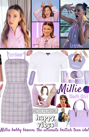 Fave celebrity style: Milly Bobby brown