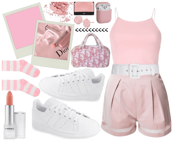 Pink Style @we_girl contest