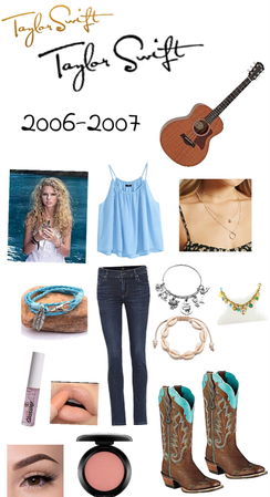 Taylor Swift Debut Style
