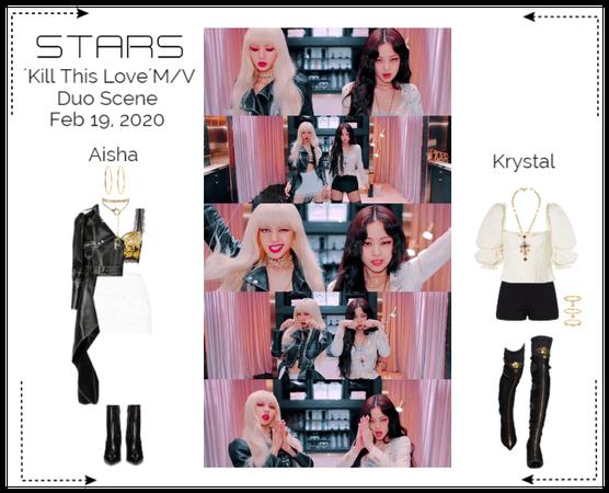STARS | 'Kill This Love' M/V Duo Scene