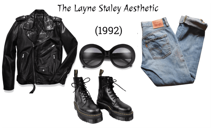 Layne Staley Aesthetic (90's)