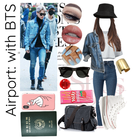 Airport: With BTS
