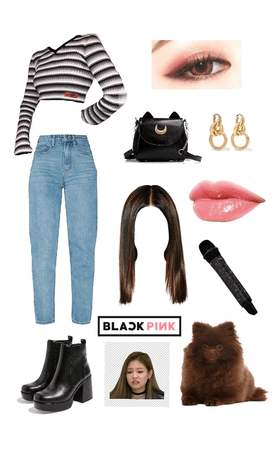 BlackPink Jenny Aesthetic