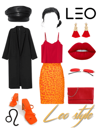 A Leo's Perfect Outfit