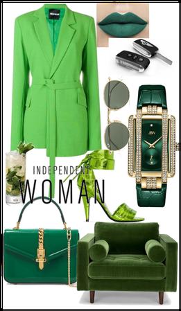 Boss Lady 💚