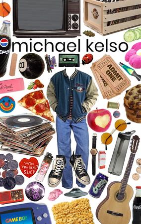 michael kelso