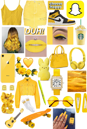 color: yellow💛