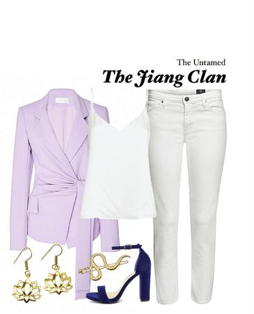 The Jiang Clan: Spring Office Chic