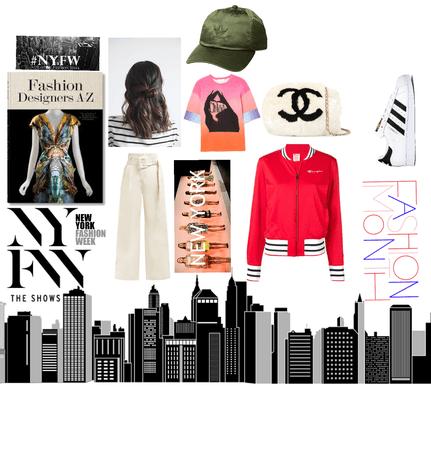 NYC Fashion week!