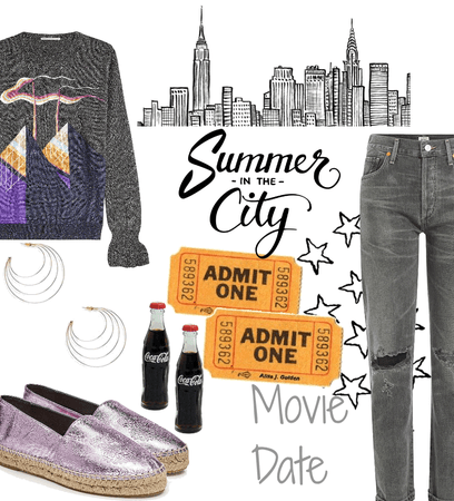 Summer in the City - Movie Date