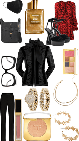 Tom Ford style and out