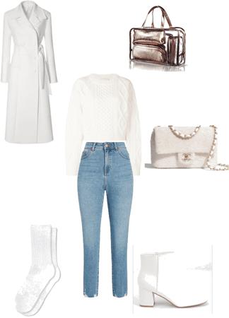 winter wonderland school outfit