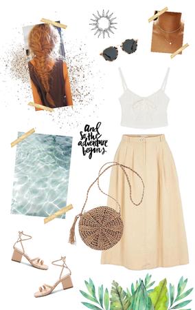 Summer Adventure 🌿