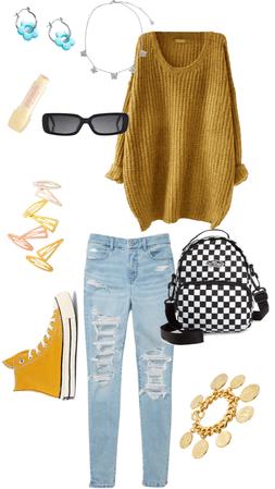 yellow punk