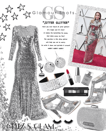 Red Carpet Glam and Glitz