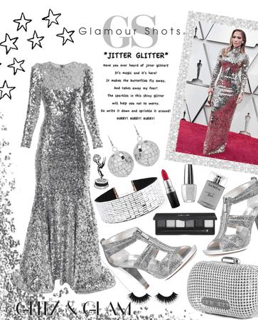 Red Carpet Glam and Glitz