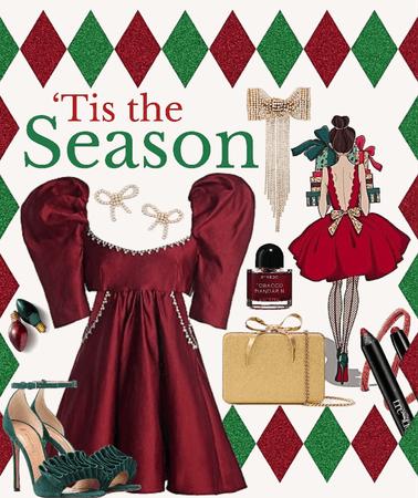 'tis the season to party