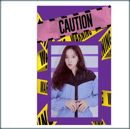 Caution Teaser - Seonmi