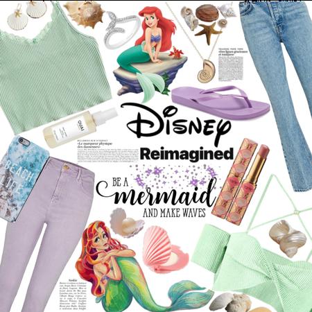 Modern Day Ariel -- Disney Re-imagined!
