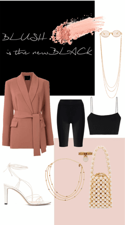 Blush is the new Black