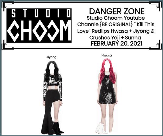 Danger Zone Studio Choom Youtube  Video