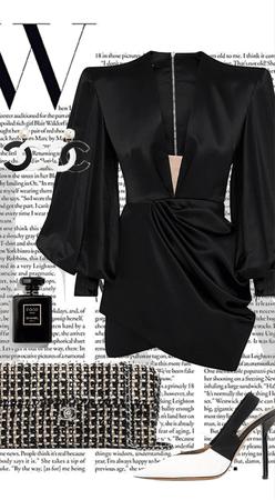 Chanel 🤍🖤