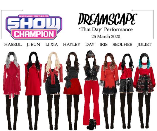 DREAMSCAPE [드림스게이프] Show Champion 200325
