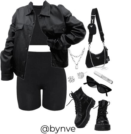 all black ✨