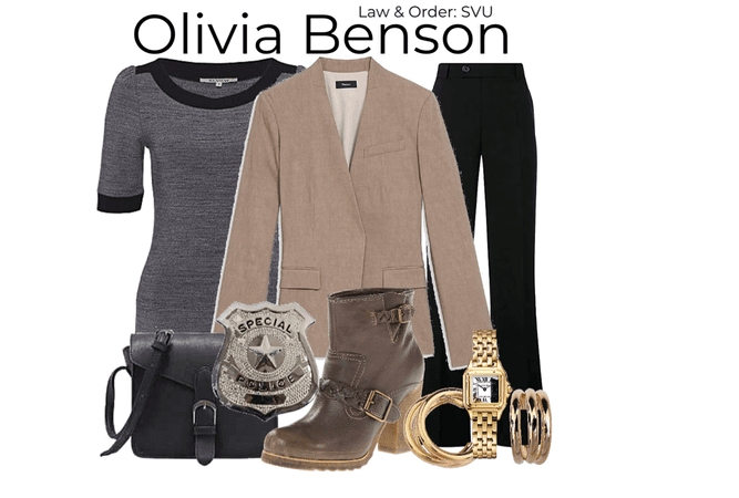 Olivia benson law and order svu