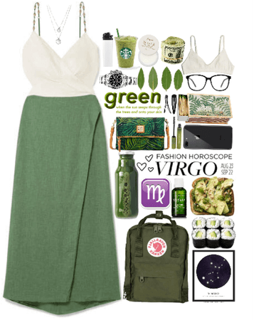 Green Like The Virgos