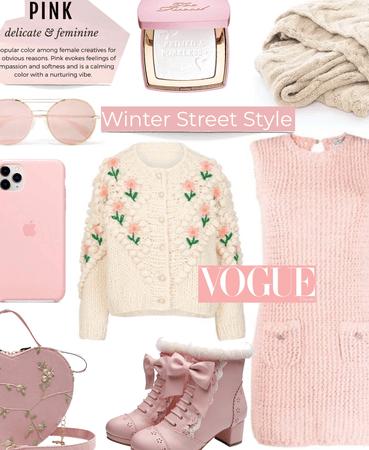Winter Street Style Challenge set