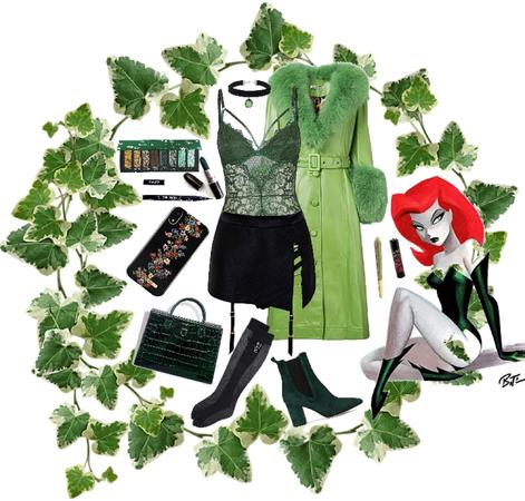 poison ivy 🌿