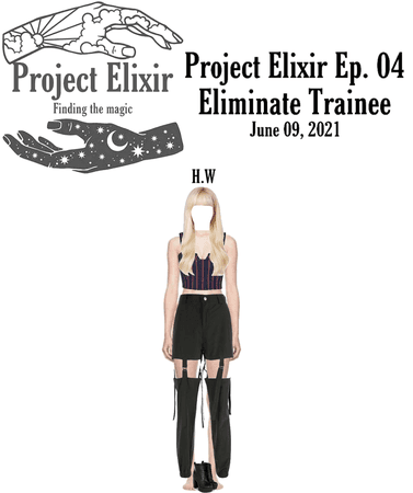 Project Elixir Ep. 04 Eliminated Trainee