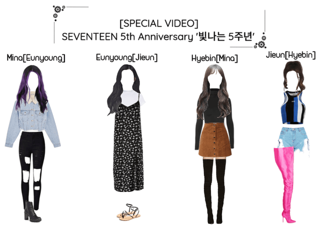 SEVENTEEN 5th Anniversary '빛나는 5주년