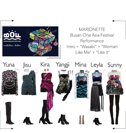 """MARIONETTE (마리오네트) Busan One Asia Festival 