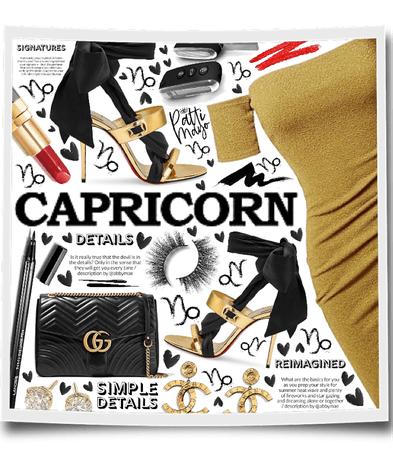 Sexy Capricorn 😋