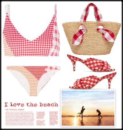 i luv the beach