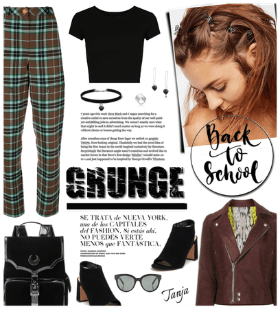 Back to School/Grunge