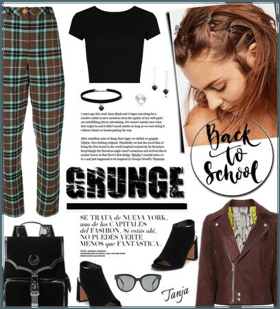Back to School/Grunge