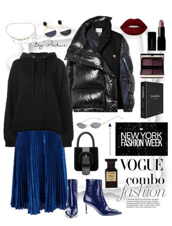 Combo fashion for NYFW