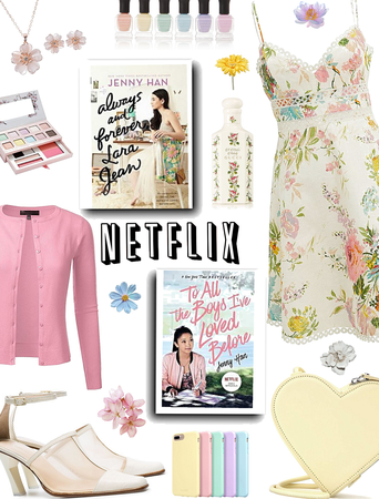 Jenny Han/Netflix movie / inspiration