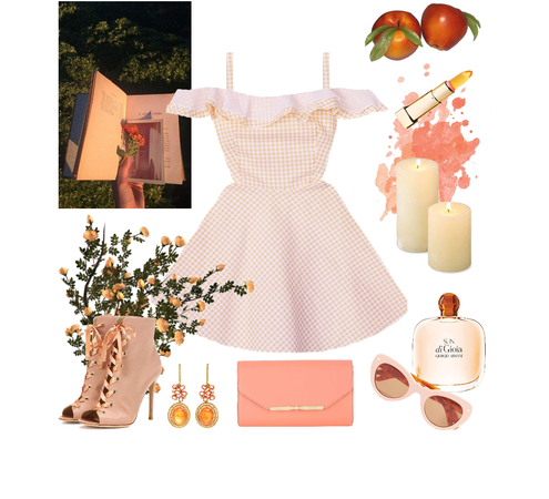 """Peach + Citrine (""""Lo"""")"""