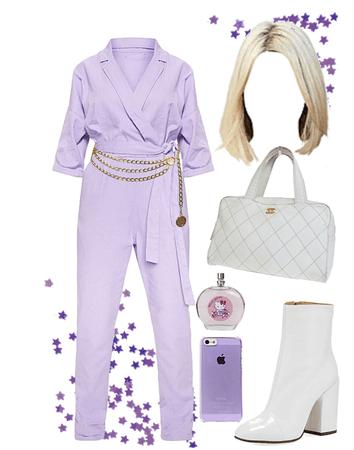 Work Lilac Work