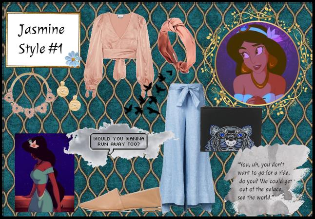 Jasmine Style #1