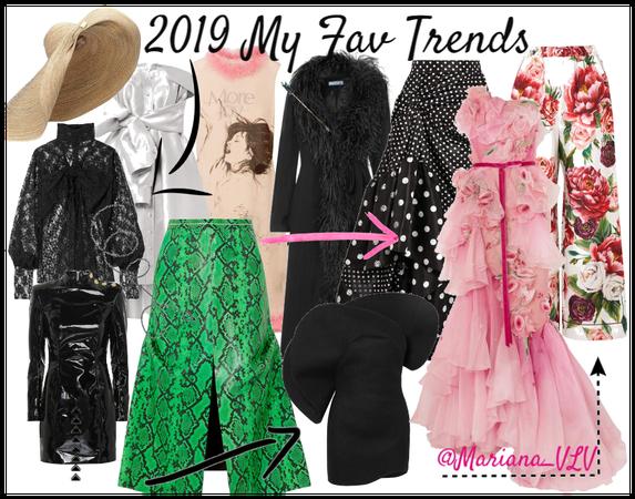 My Fav Trends 2019