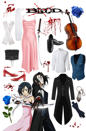 anime - Blood+