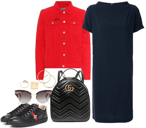 SUMMER 2018: Bold in Red