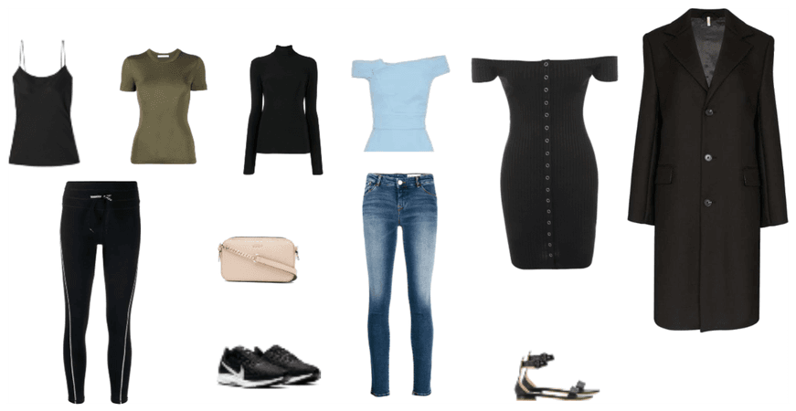 All Weather Capsule Wardrobe
