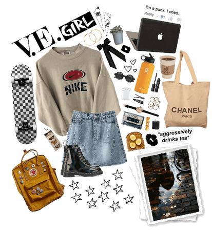V.E. Girl